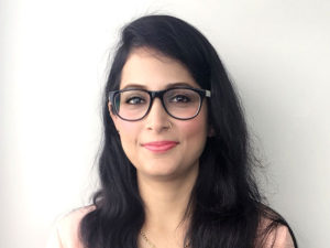 Shareen Raj, CrestClean's new Regional Manager for Palmerston North.