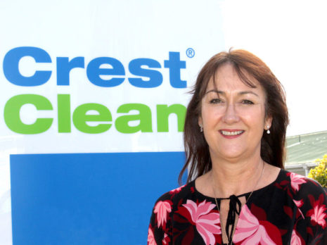 Linda Hill is loving her new role as CrestClean's Auckland East regional manager.