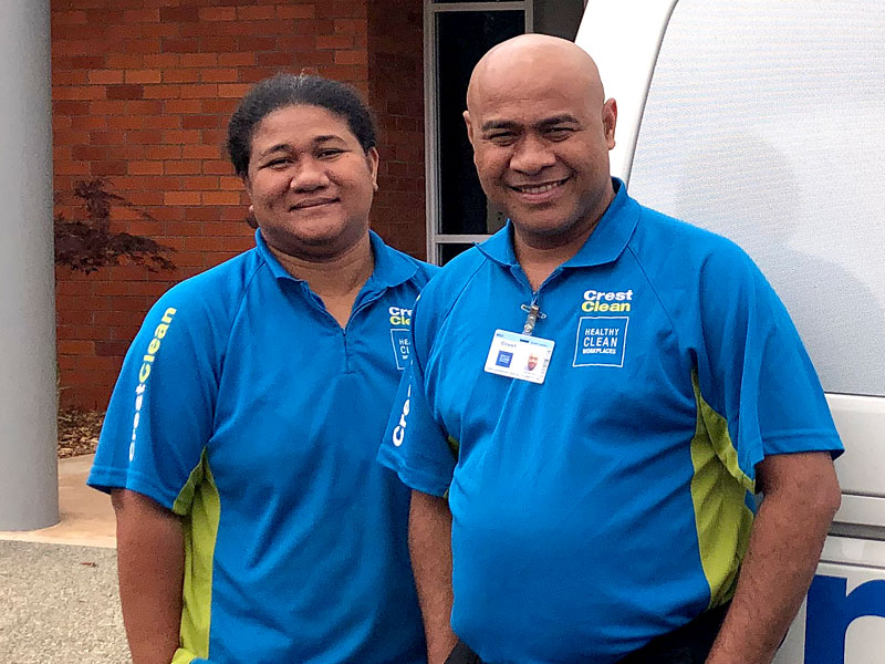 Mountain and Pua Mauga are enjoying life living in the Far North of New Zealand.