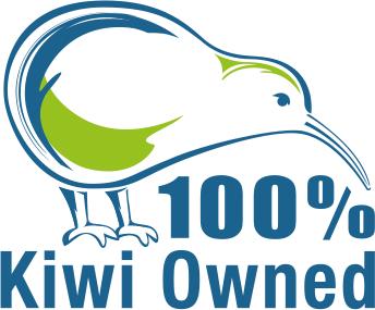 100% Kiwi Owned