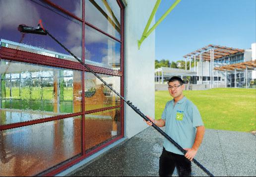 Property Maintenance Window Cleaning
